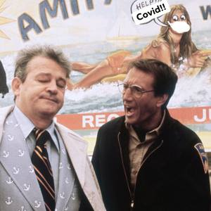 Jaws and Covid-19