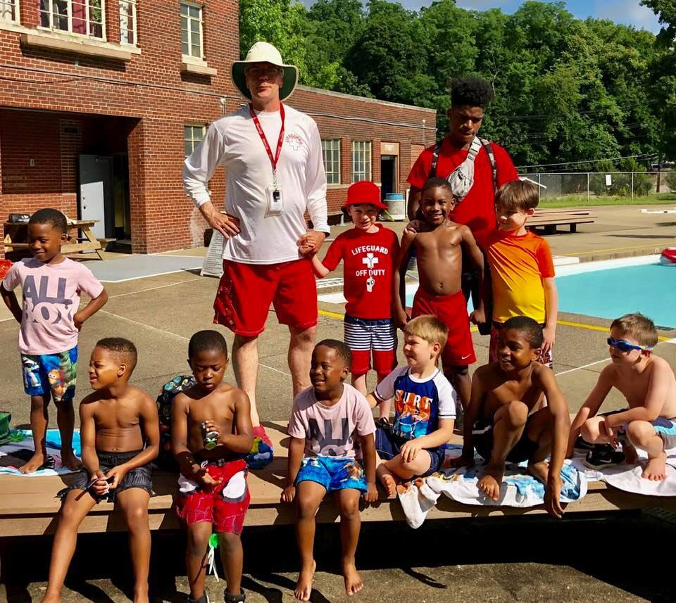 TPP and Lifeguards with little ones